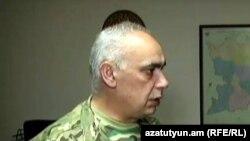 «Մարտիկ» հիմնադրամի նախագահ Արթուր Աղաբեկյանը:
