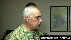 Вице-премьер Нагорного Карабаха Артур Агабекян (архив)