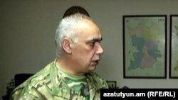 ԼՂ փոխվարչապետ Արթուր Աղաբեկյանը զրուցում է «Ազատության» հետ: