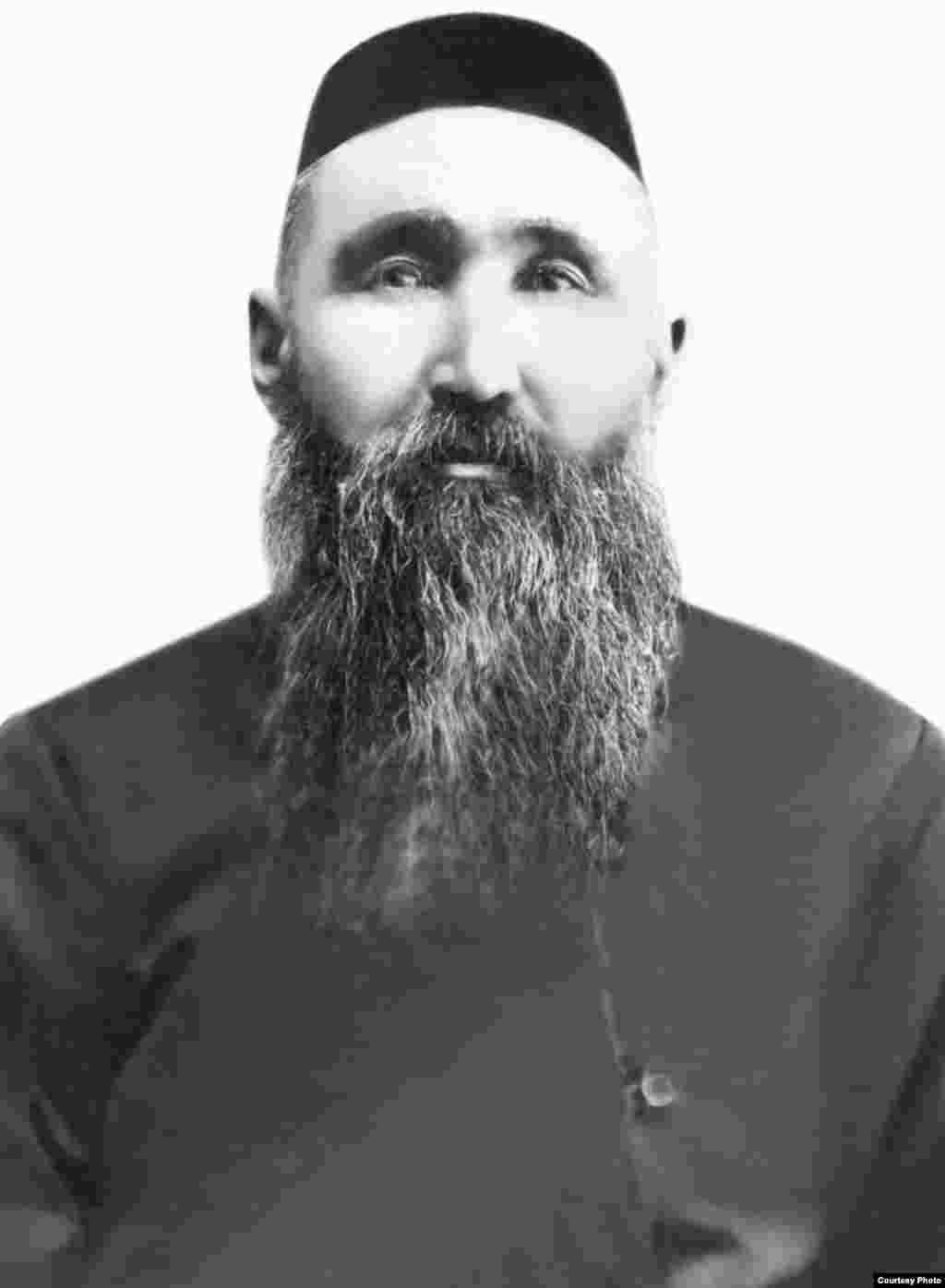 """Шәкерім қажы Құдайбердіұлы, ақын, """"Қазақ"""" газетінің авторларының бірі."""