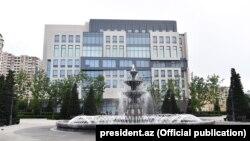 YAP-ın yeni inzibati binası