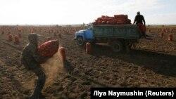 Орусиядагы кыргызстандык мигранттар.