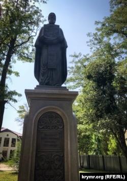 Пам'ятник Сергію Радонезькому в Сімферополі