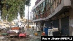 Город Джалалабад после нападения боевиков. 14 мая 2018 года