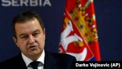 Nema solidarnosti sa Velikom Britanijom: Ivica Dačić