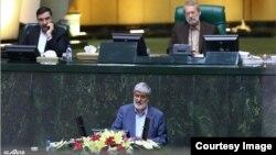 علی مطهری، نایب رئیس مجلس