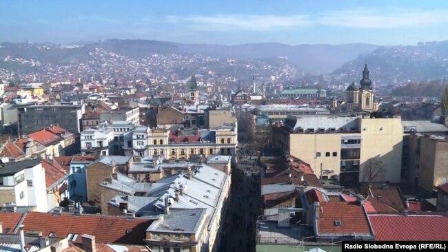 Različite verske građevine u Sarajevu: Ilustrativna fotografija
