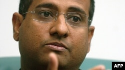 Ahmed Shaheed, the UN special rapporteur on the situation of human rights in Iran