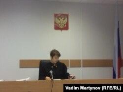 Судья Елена Лазарева