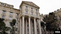 Azərbaycan xarici işlər nazirliyi