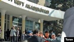Azərbaycan Dövlət Neft Akademiyası, 30 aprel 2009