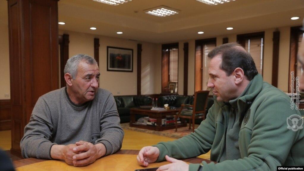 Баку вновь предлагает обмен плеными по принципу «всех на всех»