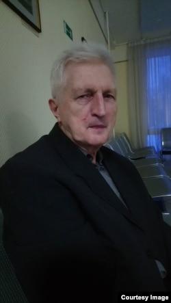 Пенсионер Владимир Коробейников, Свидетель Иеговы, узник Вятского тюремного замка