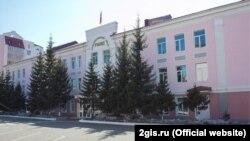 Здание УМВД по Забайкальскому краю