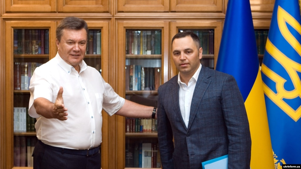 Портнова восстановили в должности профессора университета Шевченко. Ст