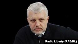 Журналист Павел Шеремет.