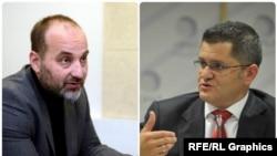 Ne verujem mnogo da nezavisni kandidat napravi veliki uspeh bez ozbiljnih partijskih podrški: Srđan Bogosavljević (na slici: Saša Janković i Vuk Jeremić)