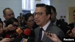 Министр транспорта Малайзии Льоу Тионг Лай