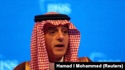 Адель бин Ахмед әл-Джубейр, Сауд Арабиясының сыртқы істер министрі.