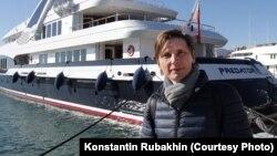Константин Рубахин нашел во Франции яхту Искандера Махмудова