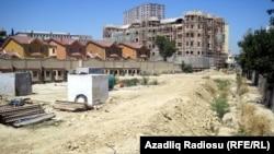 Tbilisi prospektindəki 1.41 hektar torpaq sahəsi şirkətə ayrılıb