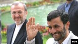 İran prezidenti Mahmud Əhmədinejad, 26 aprel 2006