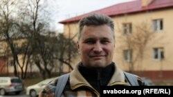 Каардынатар кампаніі «Права выбару» на Горадзеншчыне Сяргей Верамеенка