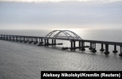 ЄС, США та Україна внесли причетних до побудови Керченського моста до своїх санкційних списків