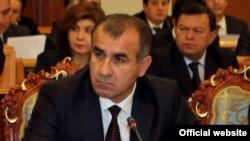 Генеральный прокурор Таджикистана Юсуф Рахмонов.