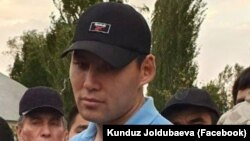 Канат Сагымбаев.