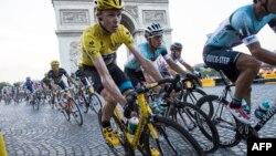 Велогонка Tour de France