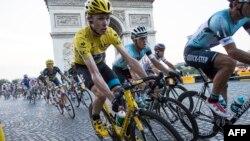 کرسیتوفر فروم در تور دو فرانس ۲۰۱۳