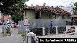 Kuća pre rušenja