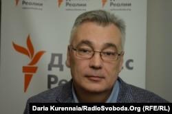 Дмитро Снєгирьов, співголова громадської ініціативи «Права справа»