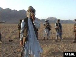 Талибы в провинции Урузган