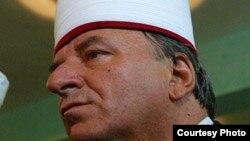 Kryetari i Bashkësisë Islame të Maqedonisë, Sulejman Rexhepi.