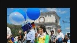 Europa - o zi cosmopolită la Chișinău