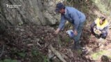 Bosnian Man Digs For Bones Of Victims, Peace Of Mind