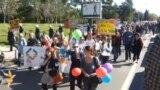 Podgorica: Uspješno održana prva Parada ponosa