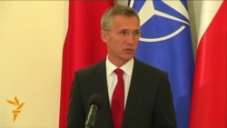 New NATO Chief Reaffirms Commitment To Eastern Members
