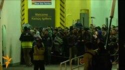 Во Грција и натаму пристигнуваат мигранти