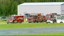Десять Человек Погибли В Авиакатастрофе На Аляске