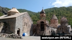 Манастирът Дадиванк