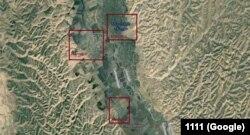 Афганское село, известное среди местных жителей, как Марчак 3 находится непосредственно у границы Туркменистана. А так называемые Марчак 1 и Марчак 2 находятся в Туркменистане