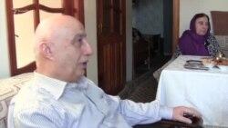 """""""Siyasi məhbus""""ların evlərindən reportaj"""
