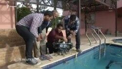 В Египте разработали подводного робота