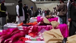 Sikhs Holds Funerals Following Deadly Attack On Kabul Temple