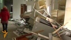 Najmanje troje poginulih u granatiranju klinike u Donjecku