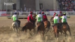 Kyrgyzstan Wins Kok-Boru Finals With 32 Goats