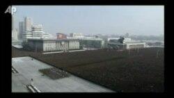 Второй день похорон Ким Чен Ира
